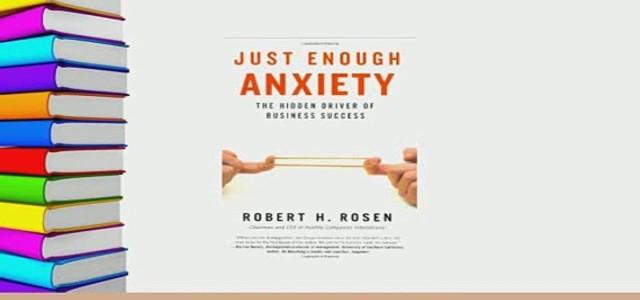 Bob Rosen - Just Enough Anxiety