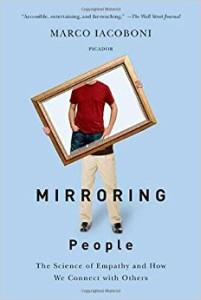 Iacoboni - mirroring people